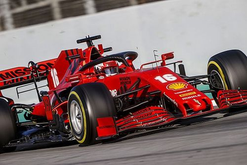 """Le moteur Ferrari n'est """"pas aussi fort"""" qu'en 2019"""