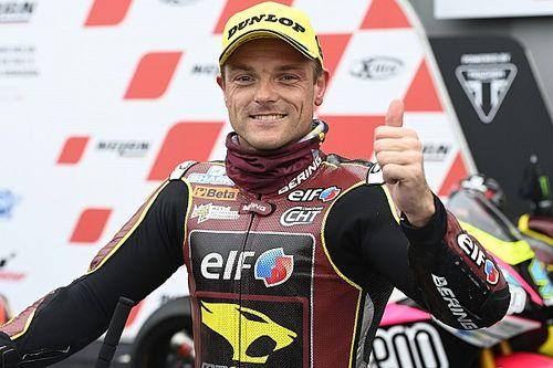 Moto2エミリア・ロマーニャ予選:ロウズが今季6回目PP獲得。小椋藍は転倒影響しQ2最後尾18番手
