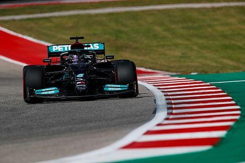 F1: Segundo colocado, Hamilton diz que Mercedes decaiu na classificação de Austin