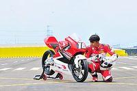CEV Moto3 2021, Mario Suryo Aji Pakai Nomor Start #16