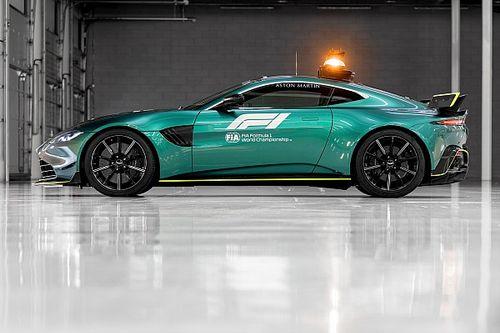 Nowy samochód bezpieczeństwa w F1