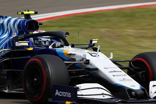 "Williams: Latifi's strong Imola F1 form ""disturbed"" Russell"