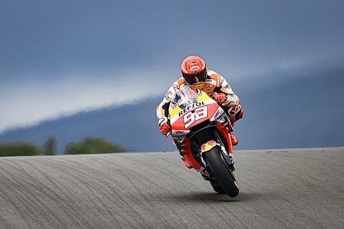 Directo: la carrera del regreso de Márquez en Portugal
