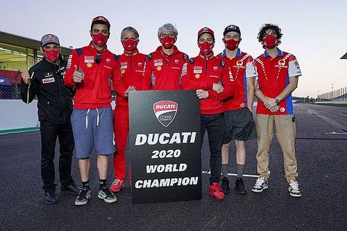 13 ans après, Ducati à nouveau sacré parmi les constructeurs