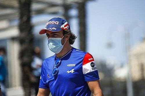 "F1キャリアの""第2スティント""を満喫するアロンソ「グランプリのない週末は、レースが恋しい」"