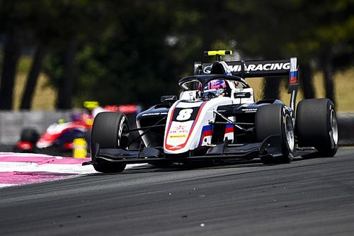 Paul Ricard F3: Smolyar, ilk yarışı son turdaki atağıyla kazandı
