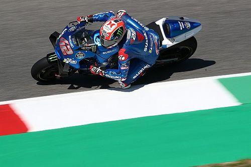Rins Sudah Mulai Latihan dengan Motor Jelang GP Jerman