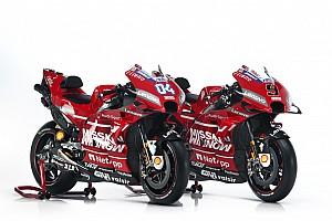 GALERI: Ducati Desmosedici GP19