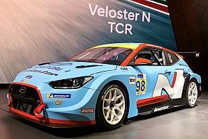 A Detroit tolti i veli alla nuova Hyundai Veloster N TCR