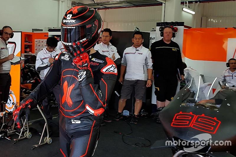 Lorenzo confirma su regreso en el test de Qatar