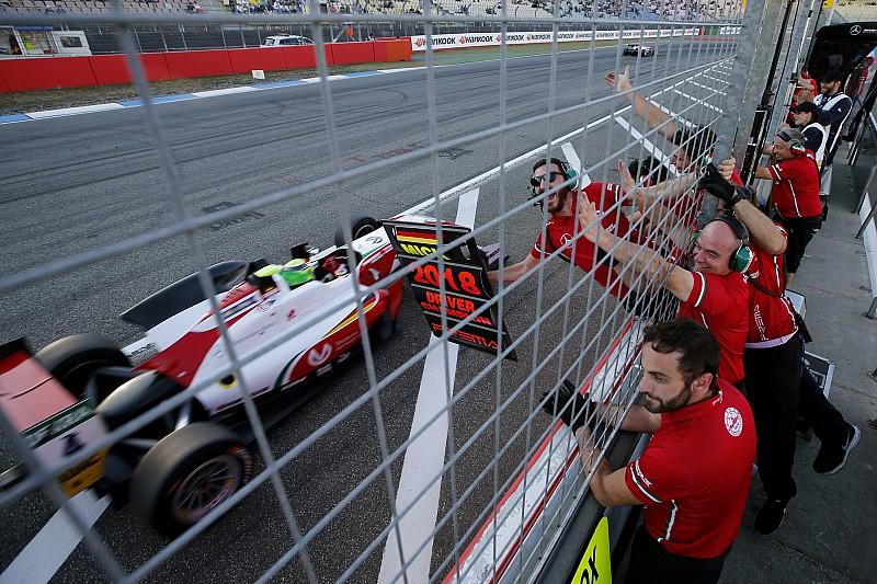 Hockenheim F3: Schumacher crowned 2018 champion