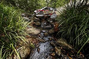 Australia WRC: Rain shakes up lead battle