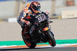 Test Valencia MotoGP, LIVE Giorno 2