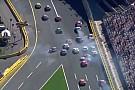 Video: Massencrash beim NASCAR-Rennen in Charlotte