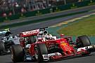 Vettel: Ferrari's aggressive strategy wrong in hindsight
