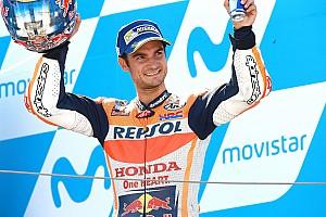 """Pedrosa: """"Luego que no se queje Rossi si no le dejan adelantar"""""""