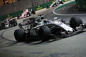 Formel 1 Kolumne F1-Kolumne von Felipe Massa: GP von Singapur keine Enttäuschung