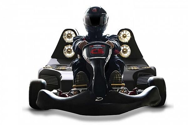 Kart Actualités Daymak C5 Blast, le kart électrique