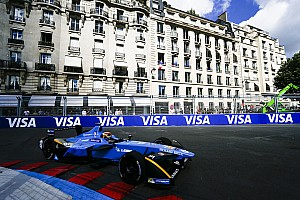 Формула E Отчет о гонке Буэми выиграл гонку Формулы Е в Париже