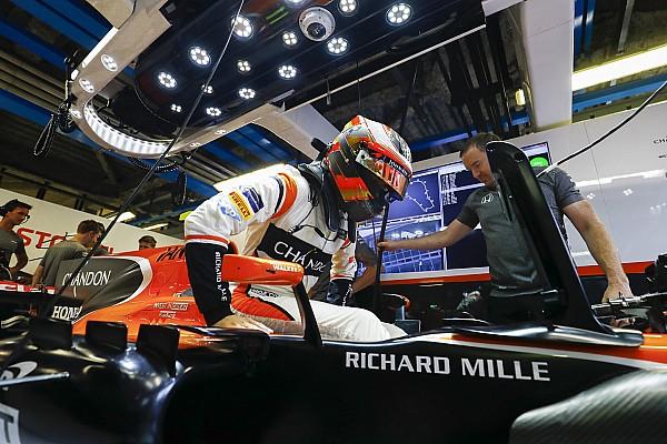 F1 La columna de Vandoorne: 'McLaren puede ser el mejor del resto en Singapur'