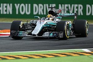 Formula 1 Practice report FP1 GP Italia: Hamilton dan Mercedes tercepat, Ferrari tertinggal