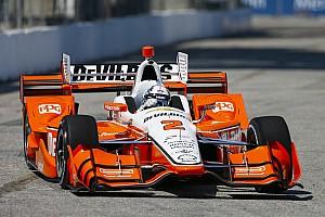 IndyCar Practice report Toronto IndyCar: Newgarden tops raceday warm-up