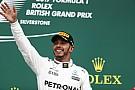 """Hamilton comemora após vitória: """"Fim de semana perfeito"""""""