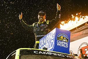 NASCAR Truck Breaking news Matt Crafton relishes