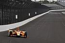 【インディ500】アロンソ、インディの速さに「全開にできなかった」