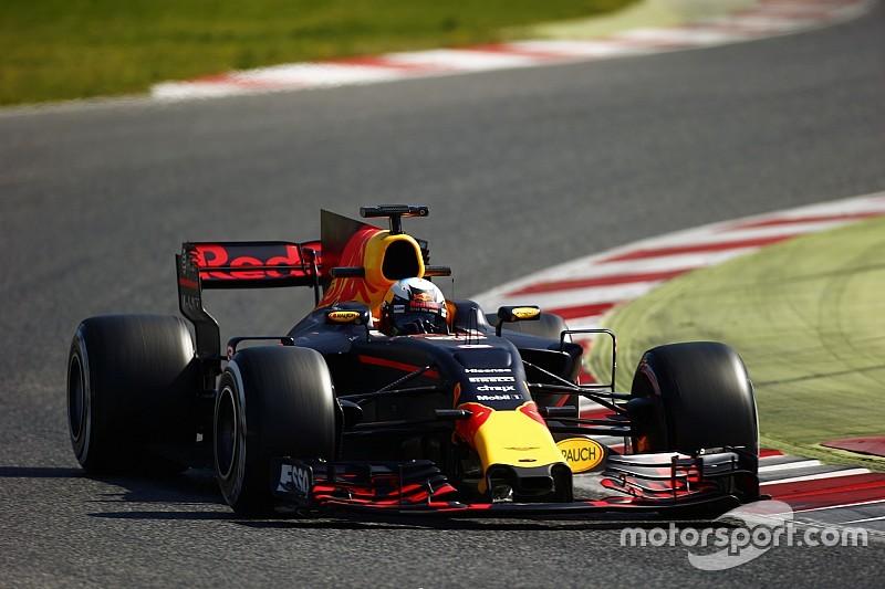 Риккардо не понравился выбор шин на Гран При Испании