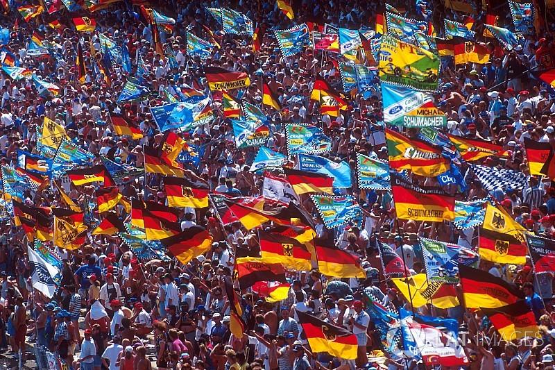 Гран При Германии-2018: расписание, факты и статистика
