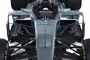 Galería: Fotos de estudio del Mercedes W08