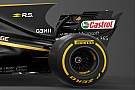 Stúdiófotókon a 2017-es F1-es Renault: részletek, finomságok