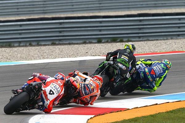 MotoGP Nieuws Rossi plaatst vraagtekens bij inhaalactie Zarco tijdens TT