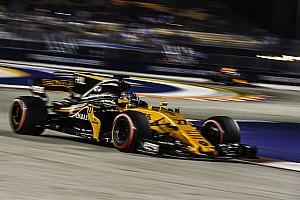 Formula 1 Top List Statistik menarik dari GP Singapura