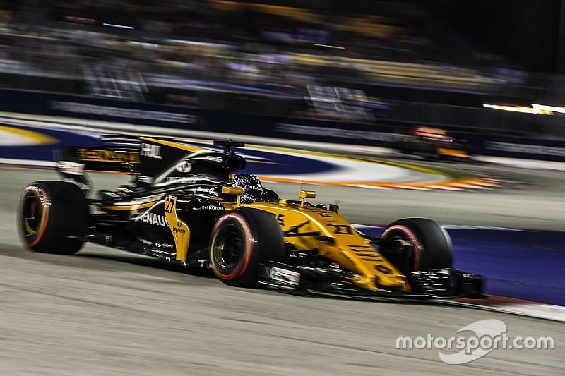Statistik menarik dari GP Singapura
