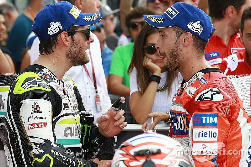 """Crutchlow: """"Ducati won in Brno door motorvermogen"""""""