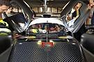 Ле-Ман Кубица протестирует прототип SMP Racing перед «Ле-Маном»