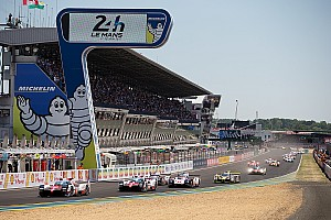 General Noticias de última hora Autosport Awards: reconocimiento para el ACO, organizadores de Le Mans