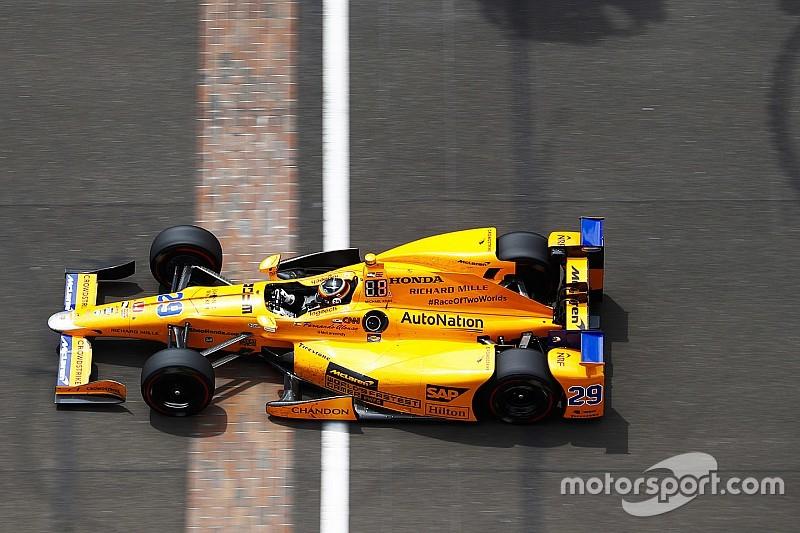 Alonso, Indy 500'de yarışacağı numarayı açıkladı