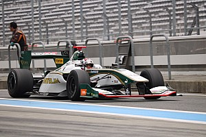 Super Formula Testing report De Oliveira leads Gasly on opening day of Fuji test
