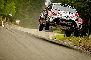 WRC Yarış ayak raporu Finlandiya WRC: Latvala tekrar liderliğe yükseldi