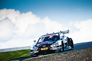 DTM Trainingsbericht DTM 2017 in Moskau: Audi dominiert 2. Training