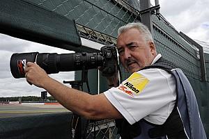 Formel 1 Feature Mein Job in der Formel 1: Fotograf bei Sutton Images