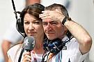 Формула 1 Лоу: Williams поступово зосереджується на 2018 році