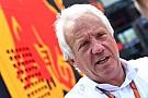 Formule 1 Wedstrijdleider Charlie Whiting reageert op kritiek na straf Verstappen