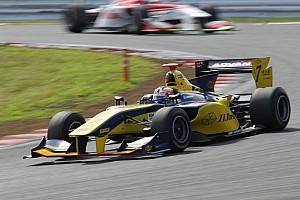 Super Formula Breaking news Rosenqvist eyes maiden Super Formula win after Fuji podium