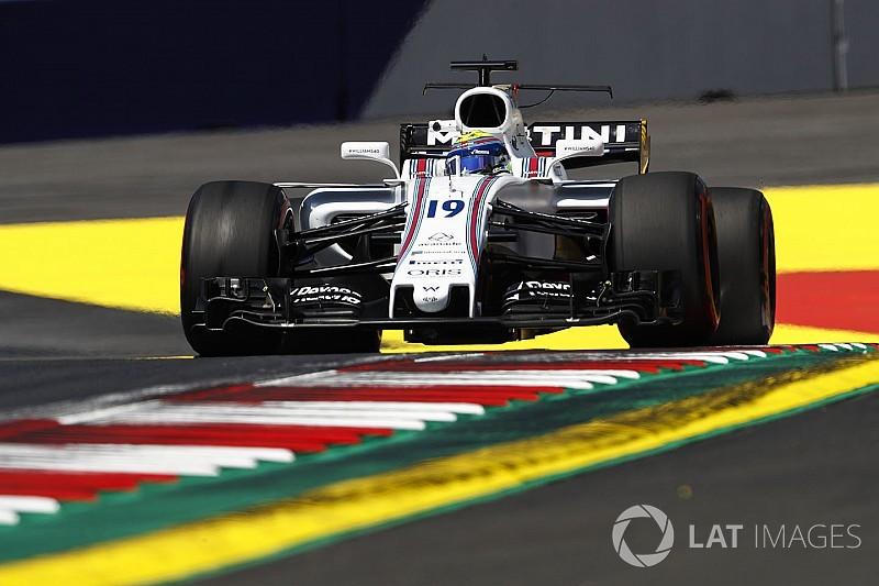 Massa considera que las actualizaciones no ayudaron a Williams