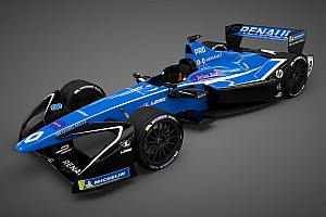 Formula E Breaking news Motif baru Renault e.dams