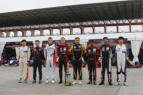 Formula Renault 突发新闻 中国车队将参加2018北欧雷诺方程式